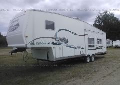 2005 FORESTRIVE WILDWOOD - 4X4FWDH225J044311 Right View