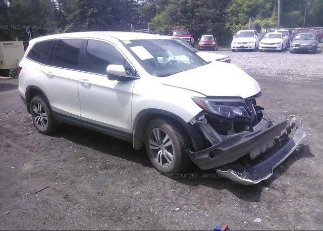 Inventory #843581643 2016 Honda PILOT