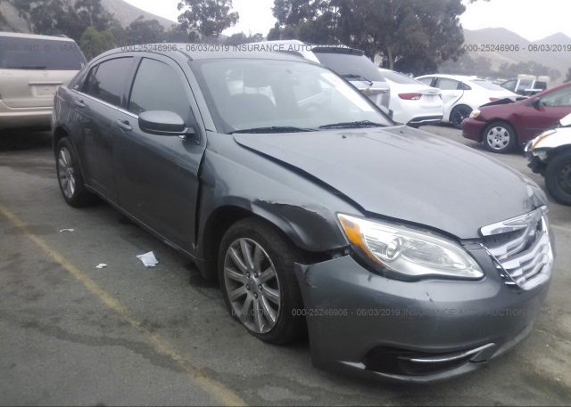 Inventory #212830364 2012 Chrysler 200