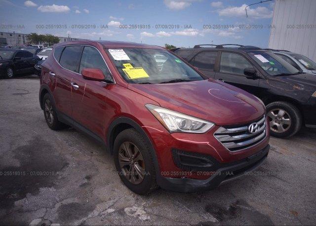 Inventory #899415816 2013 Hyundai SANTA FE SPORT