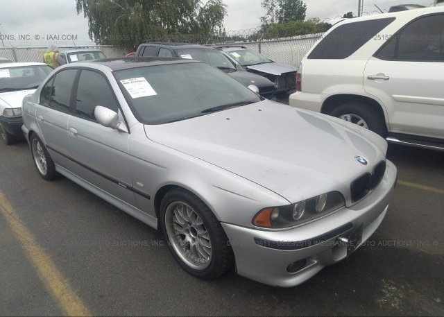Inventory #889560390 2001 BMW 530