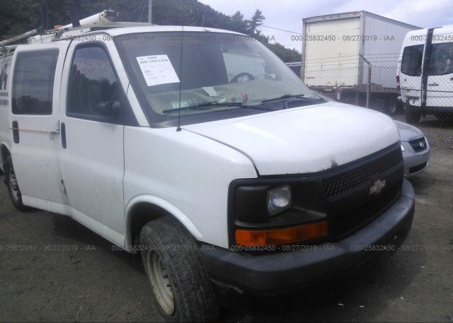 Inventory #677444873 2007 Chevrolet EXPRESS G2500