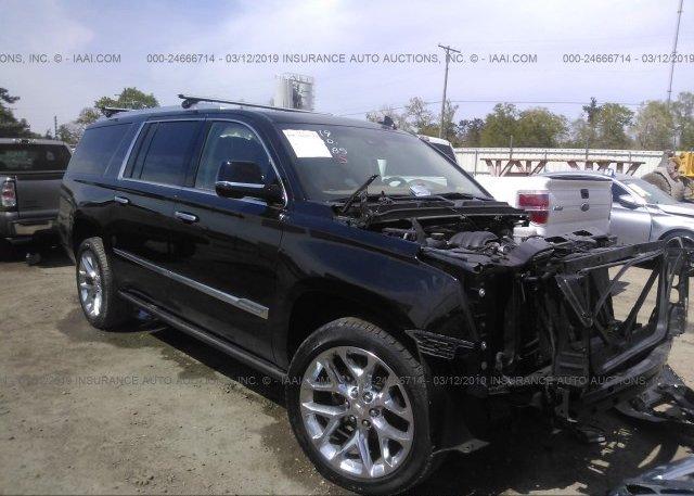 Inventory #953642486 2015 Cadillac ESCALADE