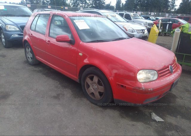 Inventory #691541857 1999 Volkswagen GOLF