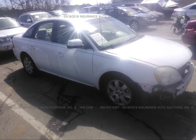 Inventory #292854977 2006 FORD FIVE HUNDRED