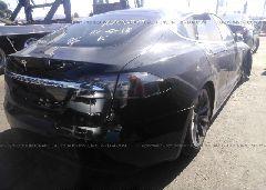 2018 Tesla MODEL S - 5YJSA1E24JF243528 rear view