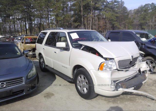 Inventory #161999346 2005 Lincoln NAVIGATOR