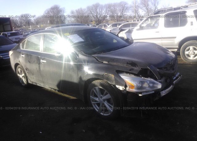 Inventory #764292303 2014 Nissan ALTIMA