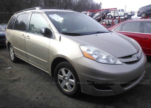 Inventory #415937158 2006 Toyota SIENNA