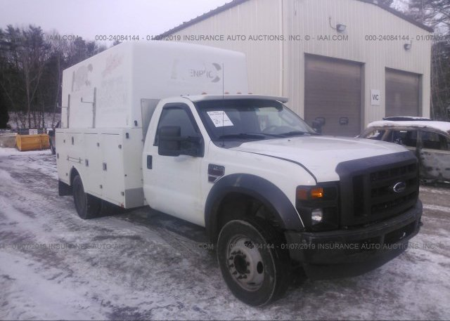 Inventory #633641039 2009 FORD F450