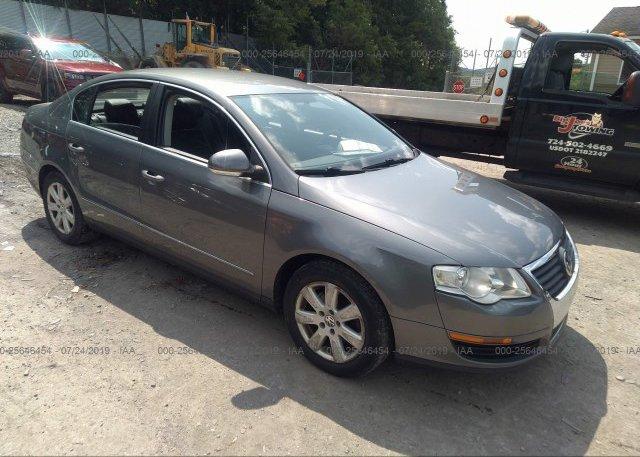 Inventory #743950115 2006 Volkswagen PASSAT