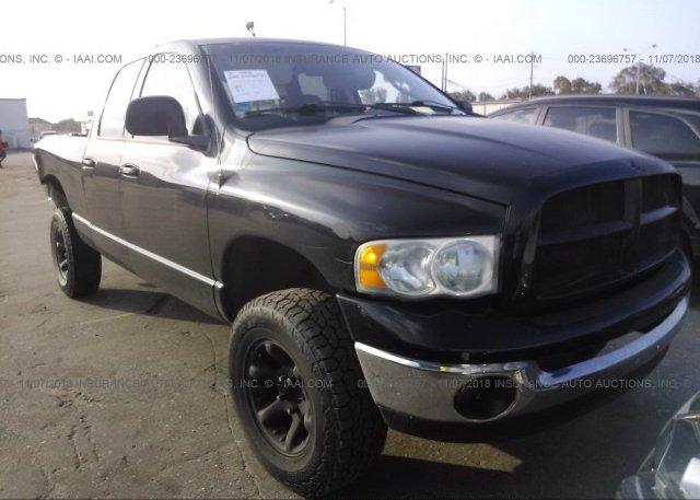 Inventory #137845742 2002 Dodge RAM 1500