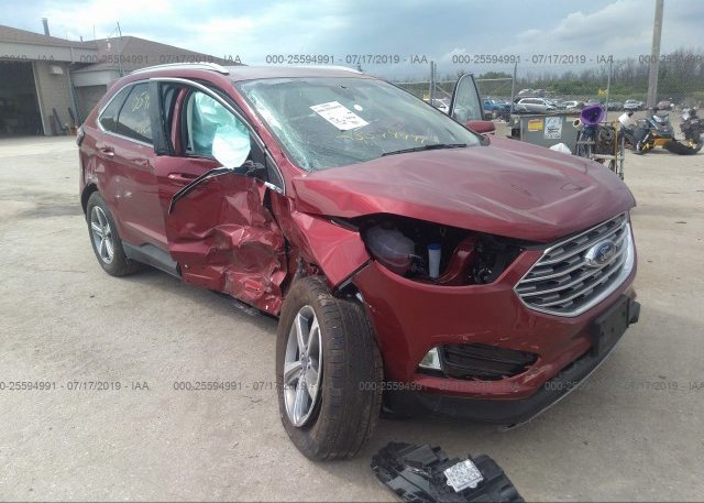 Inventory #459652637 2019 FORD EDGE