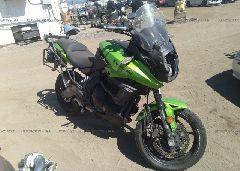 2014 Kawasaki KLE650