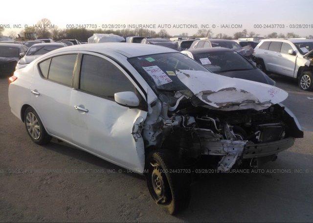 Inventory #480570897 2016 Nissan VERSA