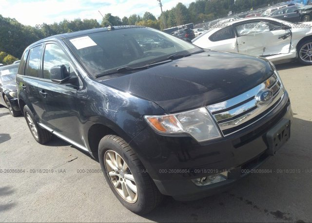 Inventory #245389605 2010 FORD EDGE