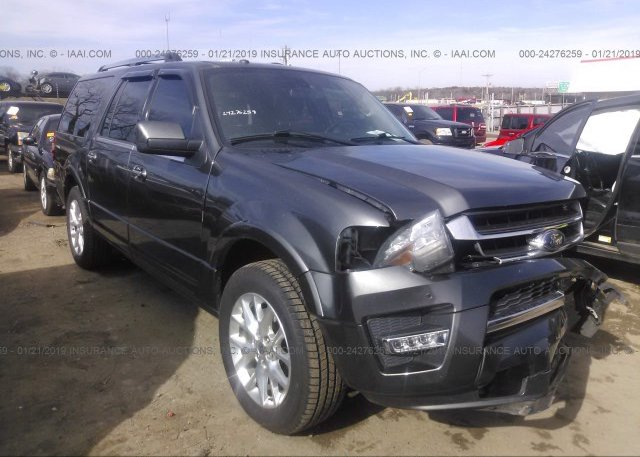 Inventory #708419547 2017 FORD EXPEDITION