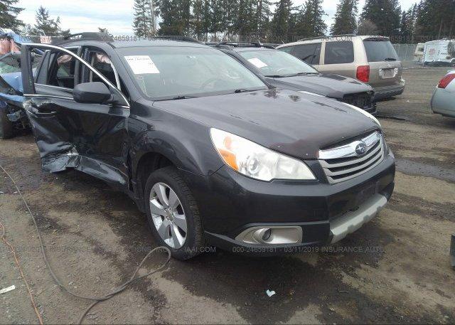 Inventory #598172055 2011 Subaru OUTBACK