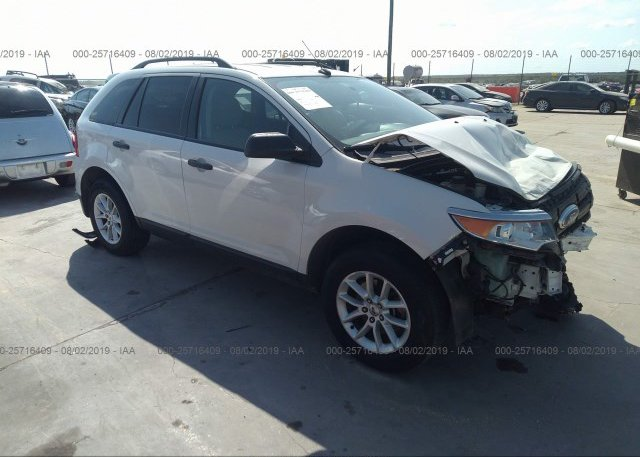 Inventory #167143313 2013 FORD EDGE