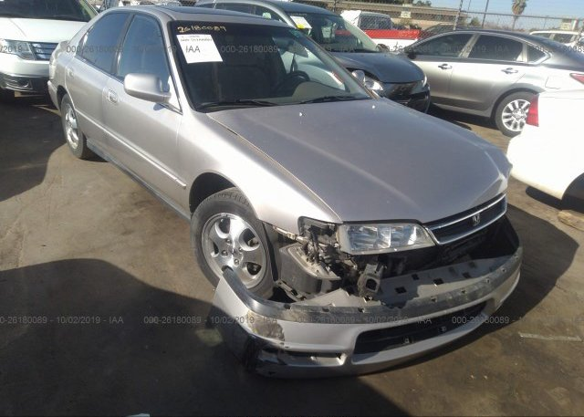 Inventory #370101933 1997 Honda ACCORD