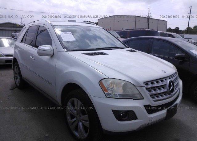Inventory #167665259 2010 Mercedes-benz ML