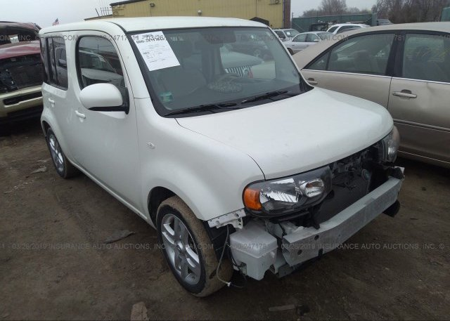 Inventory #577312872 2010 Nissan CUBE