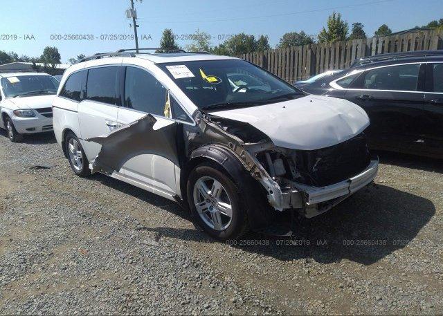 Inventory #525498991 2013 Honda ODYSSEY