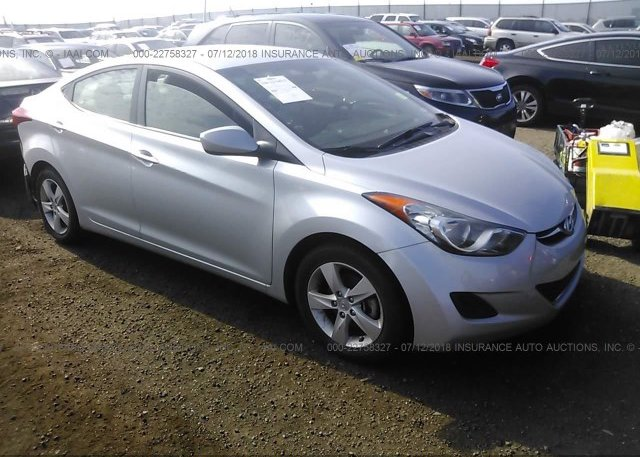 Inventory #380418434 2013 Hyundai ELANTRA