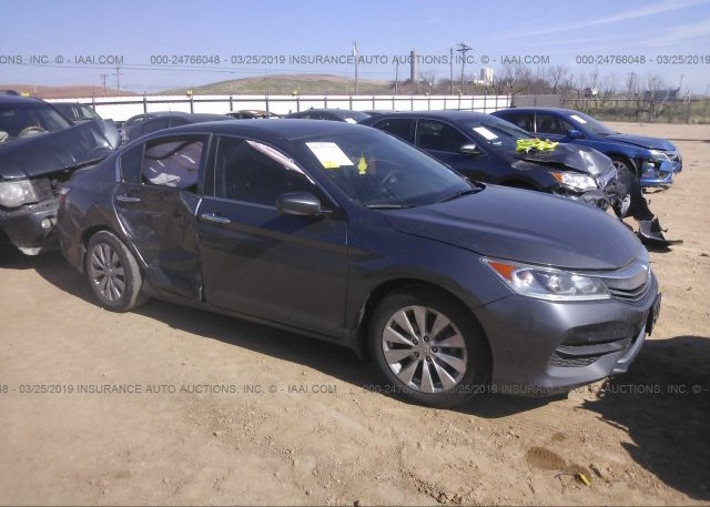 Inventory #537932402 2016 Honda ACCORD
