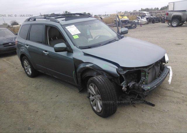 Inventory #429215026 2012 Subaru FORESTER