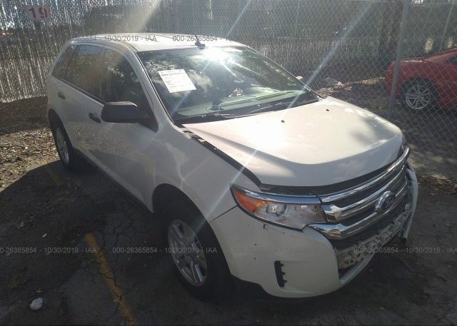 Inventory #789492116 2012 FORD EDGE