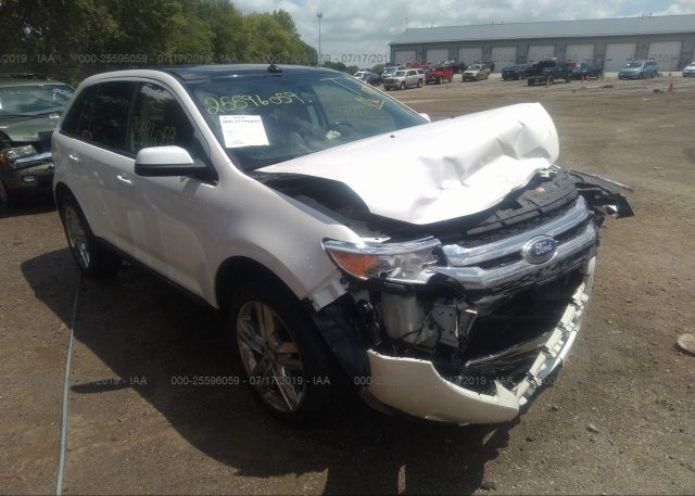 Inventory #725381065 2011 FORD EDGE