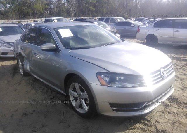 Inventory #627677924 2014 Volkswagen PASSAT