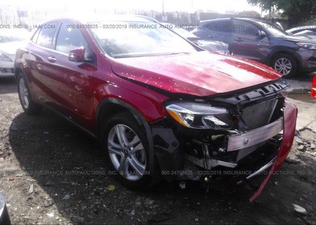 Inventory #923674816 2018 Mercedes-Benz GLA