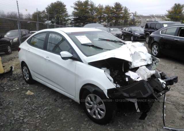 Inventory #541952306 2017 HYUNDAI ACCENT