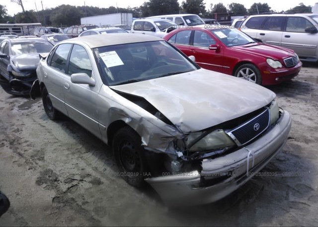 Inventory #344948104 1997 Toyota AVALON