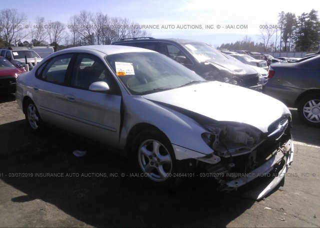 Inventory #538790960 2003 FORD TAURUS