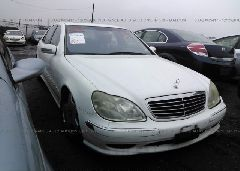 2001 Mercedes-benz S