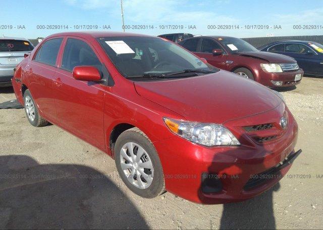 Inventory #568045256 2013 Toyota COROLLA