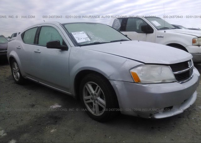 Inventory #182048404 2008 Dodge AVENGER