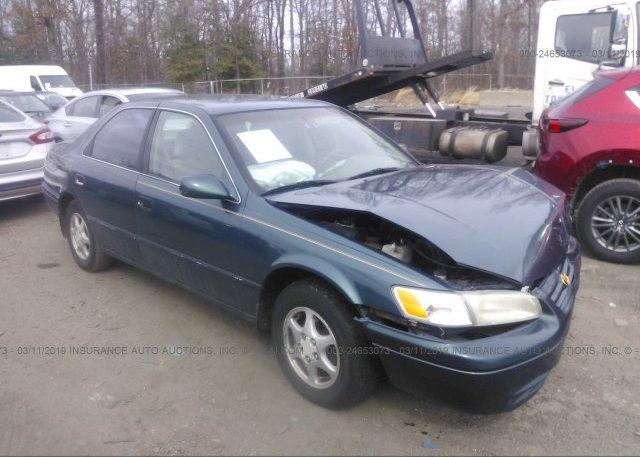 Inventory #395982736 1998 Toyota CAMRY