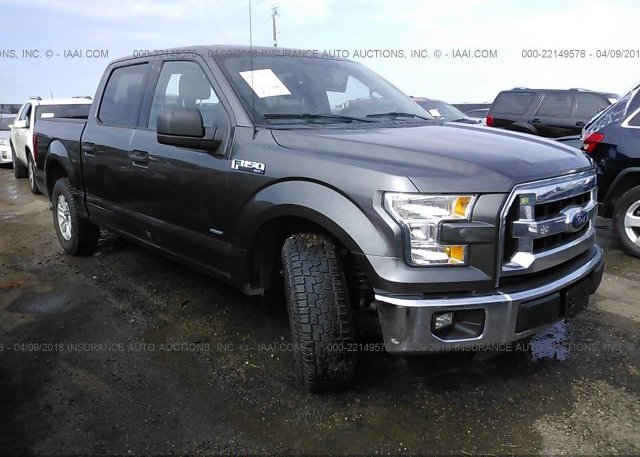 Inventory #681700345 2015 FORD F150