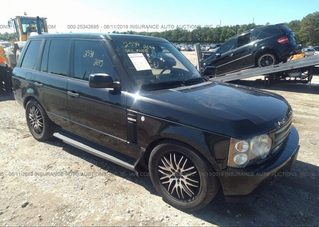 Inventory #264176864 2004 Land Rover RANGE ROVER