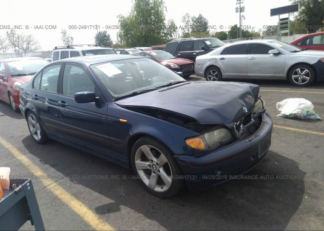 Inventory #983136073 2004 BMW 325