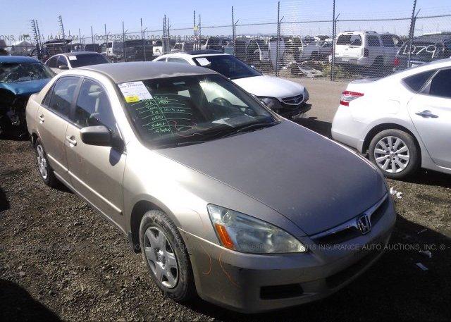 Inventory #739688726 2007 Honda ACCORD