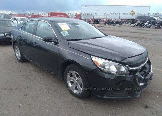 Inventory #547941253 2015 Chevrolet MALIBU