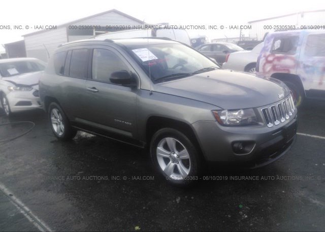 Inventory #822593731 2014 JEEP COMPASS