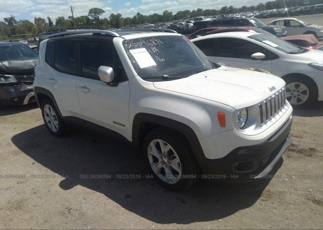 Inventory #734390169 2018 JEEP RENEGADE