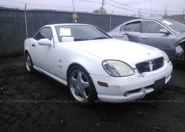 Inventory #170445995 2000 Mercedes-benz SLK