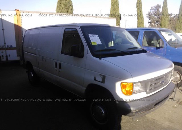Inventory #616436377 2004 FORD ECONOLINE